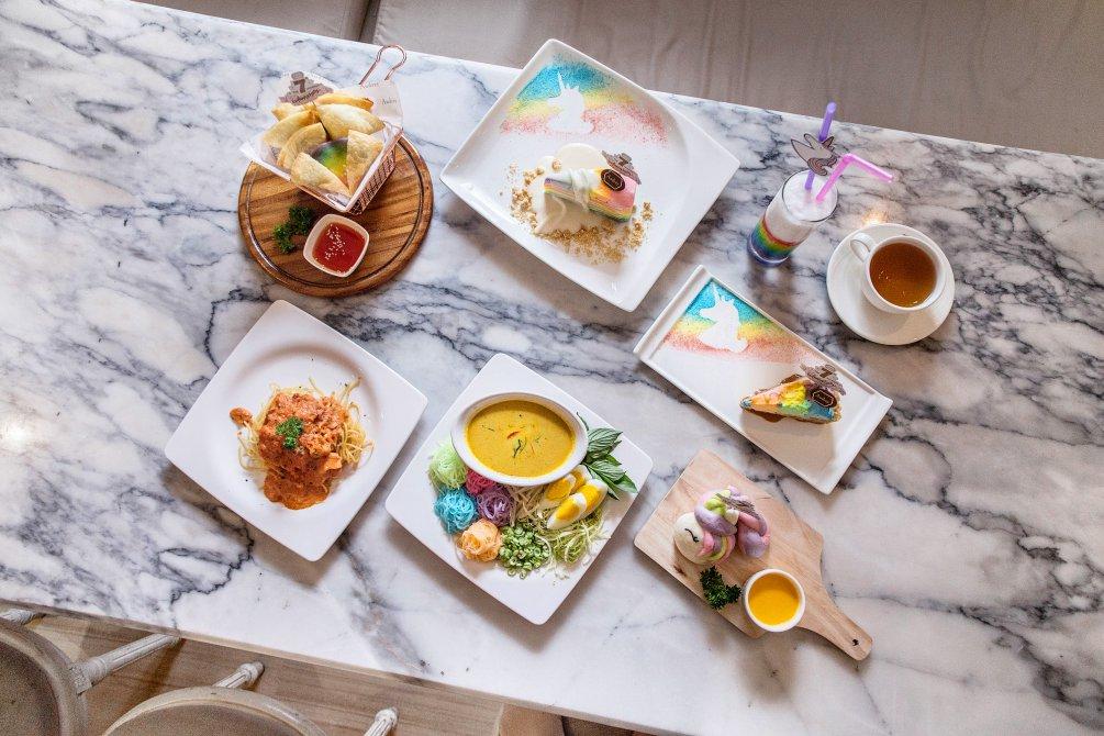 ลองกันหรือยัง? Audrey Café Menu อาหารฟิวชั่นหลากสไตล์ที่ถูกใจนักชิม